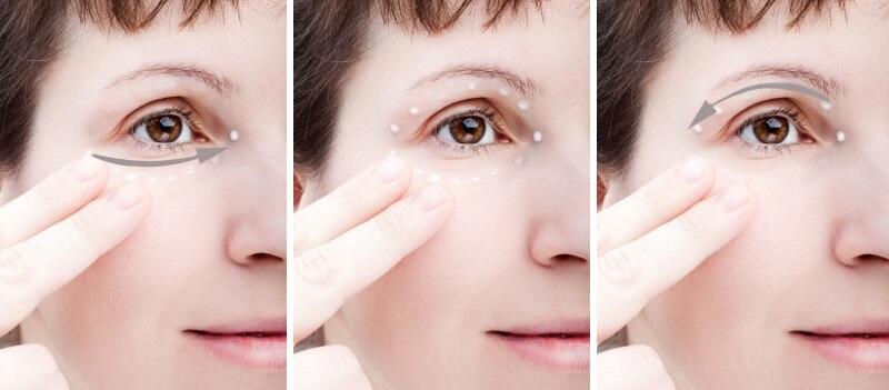 Zmiana kształtu oczu – usunięcie zmarszczek nakątnych a krem